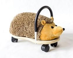 Wheelybug Igel